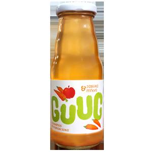 guuc jabuka mrkva
